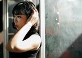Asian woman fashion shoot - 182831262