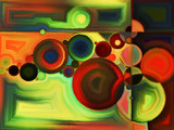 Fragmented Arrangement - 182838273