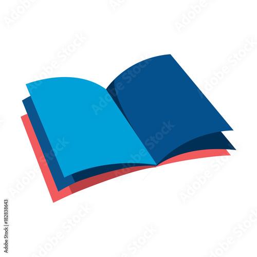 Fototapeta Libro aperto