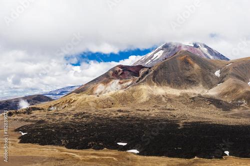 Plexiglas Fyle Mount Ngauruhoe