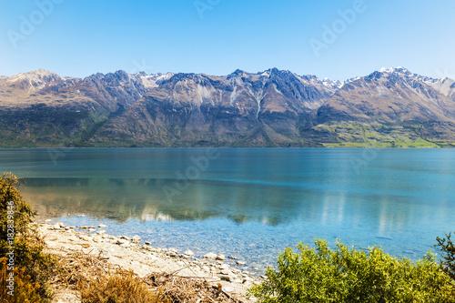 Plexiglas Fyle Lake Wakatipu