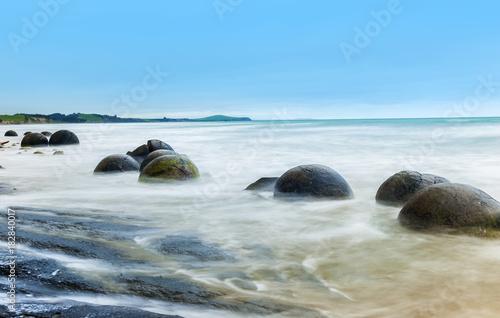 Plexiglas Fyle Moeraki boulders