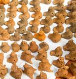 Clay whistles toys - 182843679