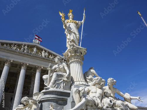 Zdjęcia na płótnie, fototapety, obrazy : austria, vienna, parliament