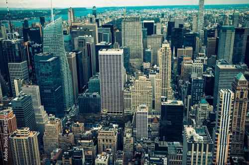 Foto op Canvas Olijf New York