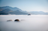 Foggy view - 182863416