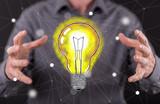 Concept of innovative idea - 182889008