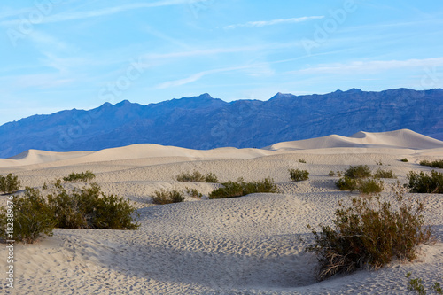 Barren landscape of Death Valley, Nevada, USA Poster
