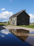 Old barn - 182891421