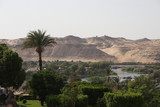 Mountains and Islands in Aswan