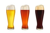Three kinds of beer - 182897076