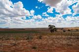 Australian outback landscape - 182899463