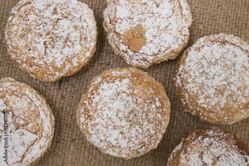 Flaky Bean pastry