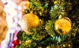 Selective focus of Christmas tree. - 182920412