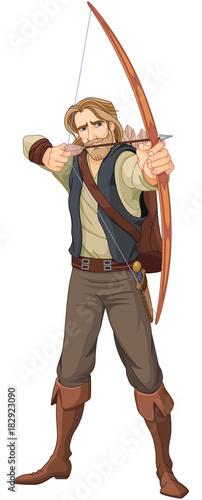 Poster Sprookjeswereld Robin Hood