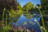 Les jardins de Claude Monet à Giverny en Normandie - 182938021