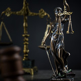 Legal law concept image, Scales of justice - 182938055