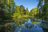 Les jardins de Claude Monet à Giverny en Normandie - 182938091