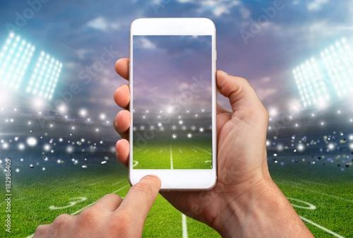 Football. Poster