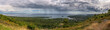 Panorama From Mt Battie in Camden Maine