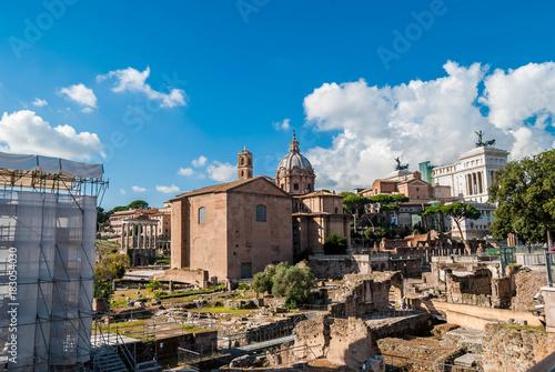 Tuinposter Rome Italie, Vatican, Rome.