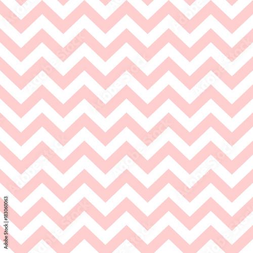 Seamless Chevron Zigzag Pattern Vector - 183060063