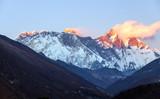 Mount. Everest, 8845m highest mountain. - 183061220