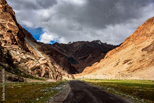 Plexiglas Donkergrijs Ladakh Diaries