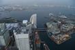 日本・横浜の都市風景「横浜港などを望む」 - 183086478