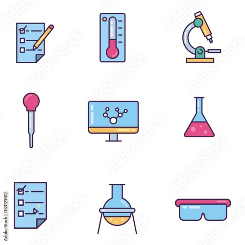 labs chemistry icon | Buy Photos | AP Images | DetailView