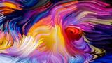 The Escape of Liquid Color