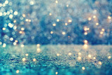 Beautiful abstract shiny light and glitter background - 183144025