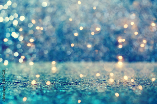 Fotobehang Hoogte schaal Beautiful abstract shiny light and glitter background