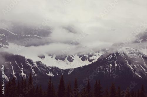 Aluminium Galyna A. Mountains in Canada