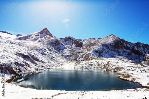 Aluminium Galyna A. Mountains in Turkey