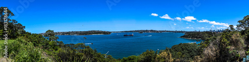 Foto op Canvas Sydney Georges Head Lookout, Sydney