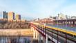 Washington Avenue Bridge in Minneapolis