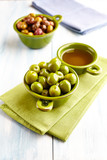Different Types of Olives and Olive Oil - 183201047