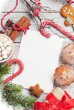 Christmas greeting card - 183204229