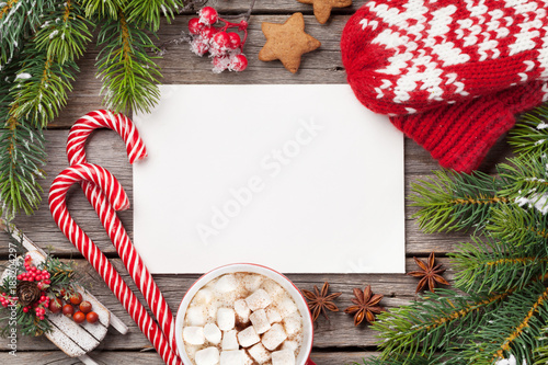 Papiers peints Kiev Christmas greeting card