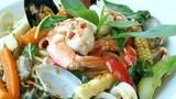 Spaghetti spicy seafood - italian food  - 183208222