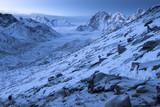 Everest Base Camp Nepal Trek Hiking Landscape Background