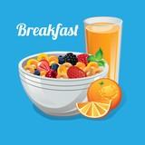 breakfast muesli - 183257609