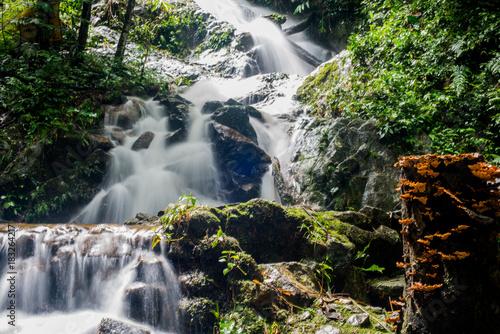 Fotobehang Thailand Waterfalls in Thailand