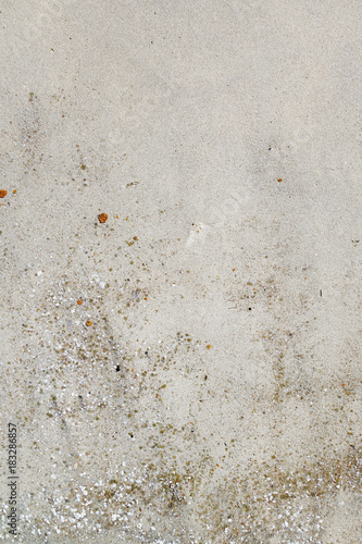 Poster Betonbehang Concrete wall detail texture background