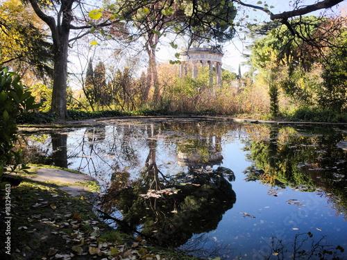In de dag Madrid Parque El Capricho