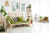 Sofa with cushions - 183295820