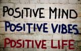 Positive mind, positive vibes, positive life - 183304227
