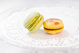 Macarons french pastries - 183312668