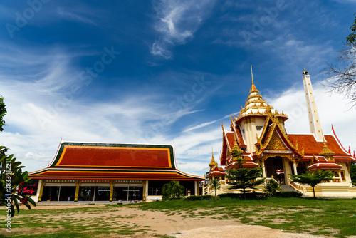 Foto op Canvas Bangkok Temple in Thailand